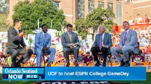 UCF Knights to host ESPN College GameDay [Video]