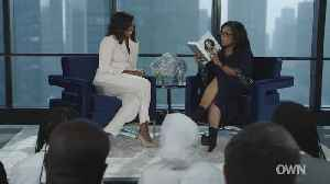Michelle Obama Shares a Revealing (and Funny) Anecdote About Barack Obama [Video]
