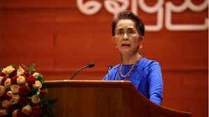 Aung San Suu Kyi Amnesty International Ambassador of Conscience Award Revoked