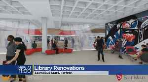 Library Renovations [Video]