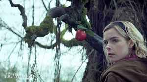 Netflix Gives 'Chilling Adventures of Sabrina' a Holiday Special | THR News [Video]