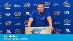 Dan Mullen on Feleipe Franks playing 'angry' [Video]