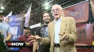 News video: Stan Lee, Marvel Comics visionary, dead at 95