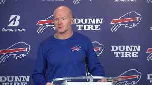 News video: Sean McDermott's full press conference a day after the Bills beat the Jets 41-10