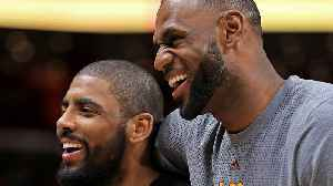 Kyrie Irving RevealsHe Subconsciously Misses LeBron James