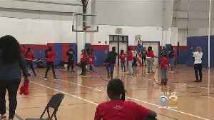 Wilmington Children Learning Important Life Lessons About Asthma While Playing Basketball [Video]