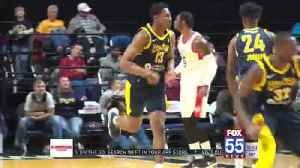 Mad Ants pick up first win of the season against Erie [Video]