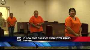 15 People Now Face Charges in Edinburg Voting Fraud Case [Video]
