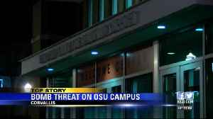 Bomb threat reported at Oregon State University [Video]
