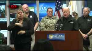 Governor Jerry Brown Discusses California Wildfires [Video]