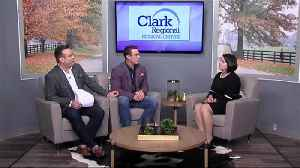 Lung Cancer Awareness Month with Clark Regional Medical Center [Video]