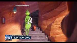 Loper reviews 'The Grinch' [Video]
