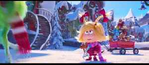 The Grinch Movie Clip - Cindy-Lou Crashed Into the Grinch [Video]