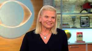 IBM CEO Ginni Rometty hopes