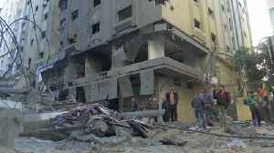 Deadly clashes escalate between Israel and Hamas in Gaza [Video]
