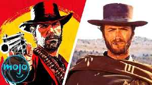 Top 10 Movies You Watch If You Liked Red Dead Redemption 2 [Video]