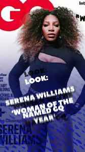 LOOK:Serena Williams Named GQ 'Woman Of The Year' [Video]