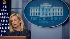 Kirstjen Nielsen Might Be The Next Out Of The White House [Video]
