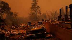 California's Camp Fire Becomes The Deadliest Fire In State History [Video]
