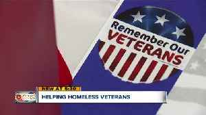 Thousands of veterans are homeless across the U.S., programs in our area are available to help [Video]