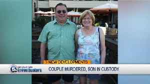 Son of North Royalton couple that was shot to death taken into custody [Video]
