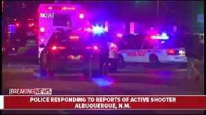 Police respond to reports of active shooter in Albuquerque, New Mexico [Video]