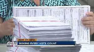 Manatee County election recount starts over due to 'human error' [Video]