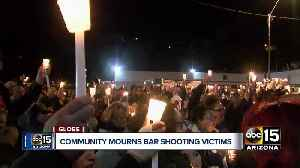 Globe community mourns bar shooting victims [Video]
