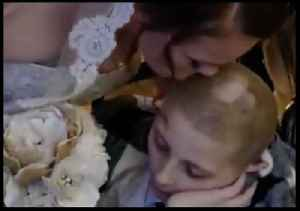 Boy Battling Cancer Gets His Last Wish to Walk His Mom Down the Aisle – Days Before He Dies [Video]