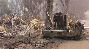 Footage shows aftermath of devastating Woolsey Fire [Video]
