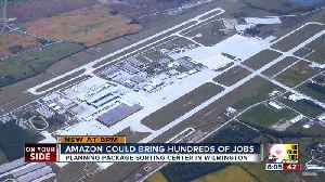 Amazon Air to establish package-sorting operation in Wilmington Air Park [Video]