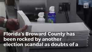 Broward County Ballot Design May Have Misled over 26,000 Voters [Video]