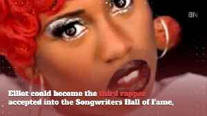 Missy Elliot Gets Hall Of Fame Nom [Video]