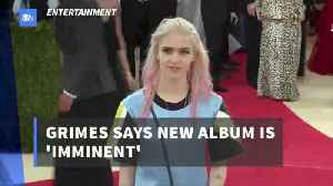 New Album Coming From Grimes [Video]