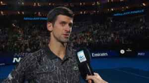 'Breaking Isner is mission impossible!' [Video]
