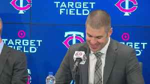 Joe Mauer Makes MLB Retirement Official [Video]