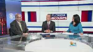 Election Law Expert Dr. Charles Zelden Explains South Florida Recount Process [Video]