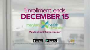 Maryland Health Connection Makes It Easy To Sign Up For Health Insurance [Video]