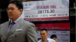 Asian Shares Falter, Dollar At 16-month Peak [Video]