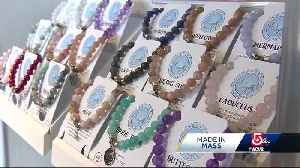 Cape Cod jewelry maker that making her mark nationwide: Made in Mass. [Video]