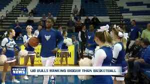 UB men's basketball earns first national ranking in program history [Video]