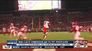 Tylan Wallace emerges as elite receiver for Oklahoma State