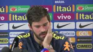 Alisson: Our goal is to be champions [Video]