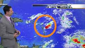 Tropical wave now has only 40 percent chance for development [Video]