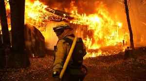 At Least 44 Dead as Wildfires Spread Across California [Video]