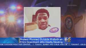 Fatal Police Shooting Of Black Security Guard Prompts Protest Rally [Video]