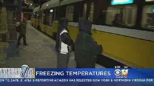 Early Freeze Means Coats, Hats & Gloves For North Texans [Video]