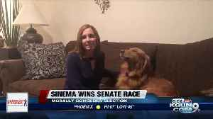 AP: Democrat Kyrsten Sinema wins Arizona US Senate seat [Video]