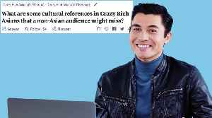 Henry Golding Goes Undercover on YouTube, Twitter and Reddit [Video]