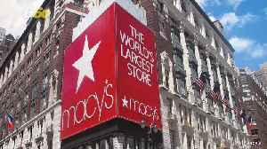 Macy's is Trying Out Smaller Stores [Video]